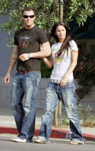 Brian Austin Green-Megan Fox