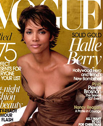 VOGUE HALLE BERRY