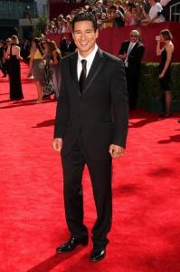 Mario Lopez Emmys A+