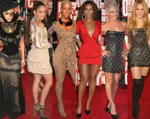 vmas 2009 red carpet pic