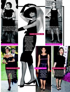 Little Black dress history