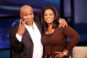Oprah & Mike Tyson