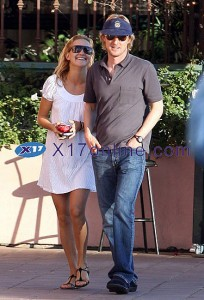 Owen Wilson & Kate Hudson