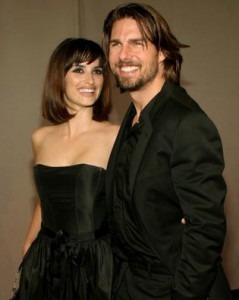 Tom Cruise & Penelope Cruz