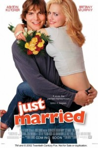 JustMarried Brittany Murphy