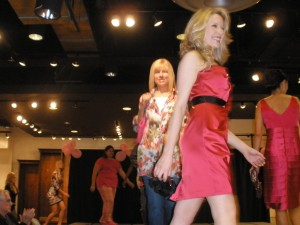 PRETTY IN PINK BREAST CANCER AWARENESS SHOW
