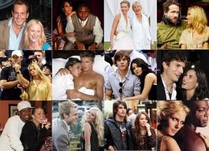 Celebrity Couples_Tall Men and Women_BellaPetite.com