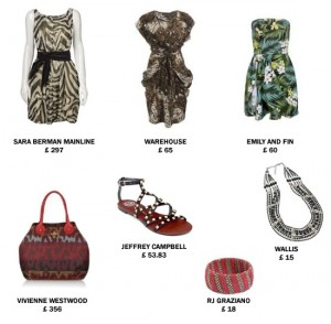 Tribal patterns for 2010