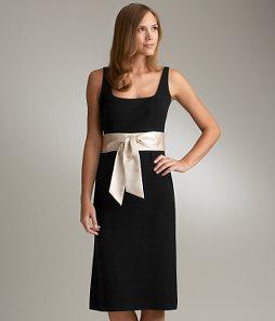 Ann Taylor Petite dress_amazon model