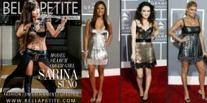 petite celebrities on the red carpet
