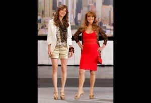 Jane Seymour_daughter_ Katie Flynn_Oprah_Fashion_BellaPetite.com