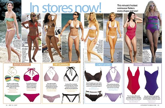 Fashion Swimsuits Preview