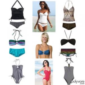 Petite Swimwear_2010 Bathing Suits_BellaPetite.com