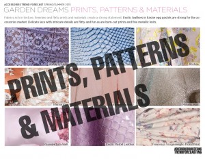 Bella Petite on prints and patterns spring summer 2015