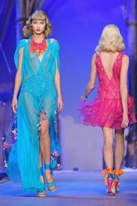 Christian Dior - Runway Paris Fashion Week Spring/Summer 2011