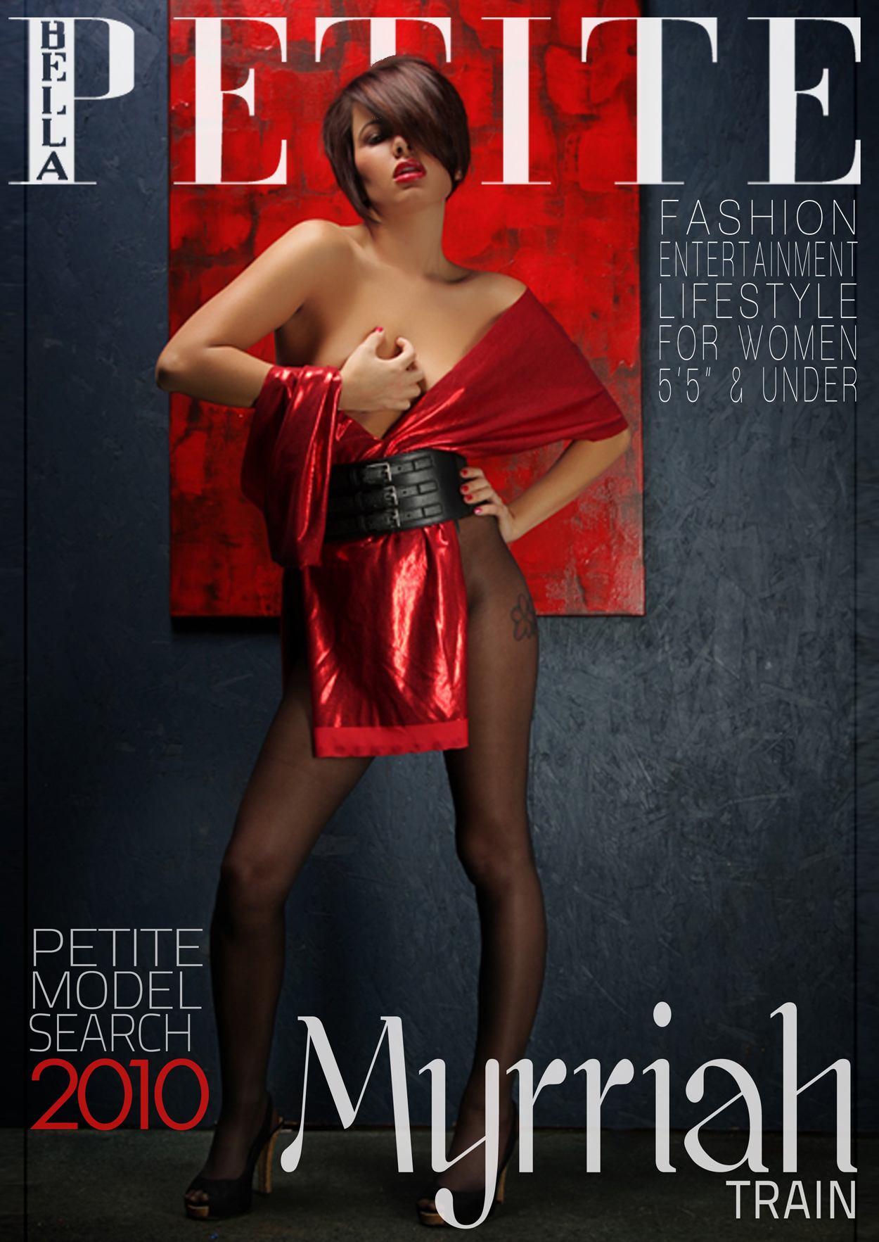 mma champ terrorized by petite tv reporter petite women bella petite. Black Bedroom Furniture Sets. Home Design Ideas
