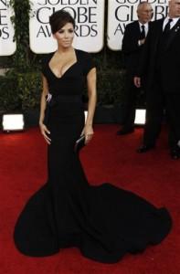 Eva Longoria-Golden Globes-BellaPetite