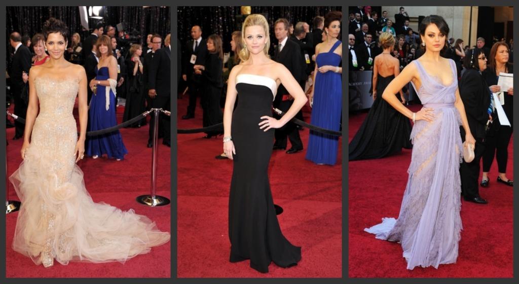 2011 Oscars Red Carpet Best & Worst Dressed Celebrities [petite ...