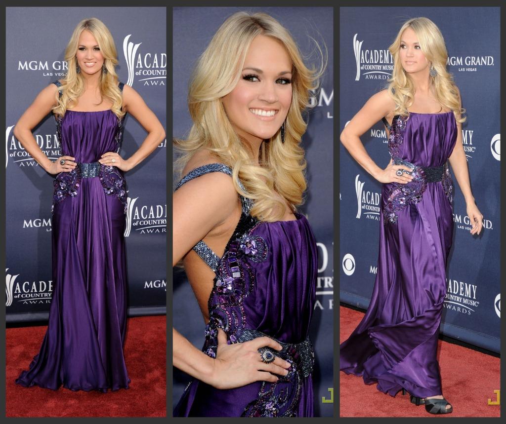 Carrie Underwood ACM Awards 2011