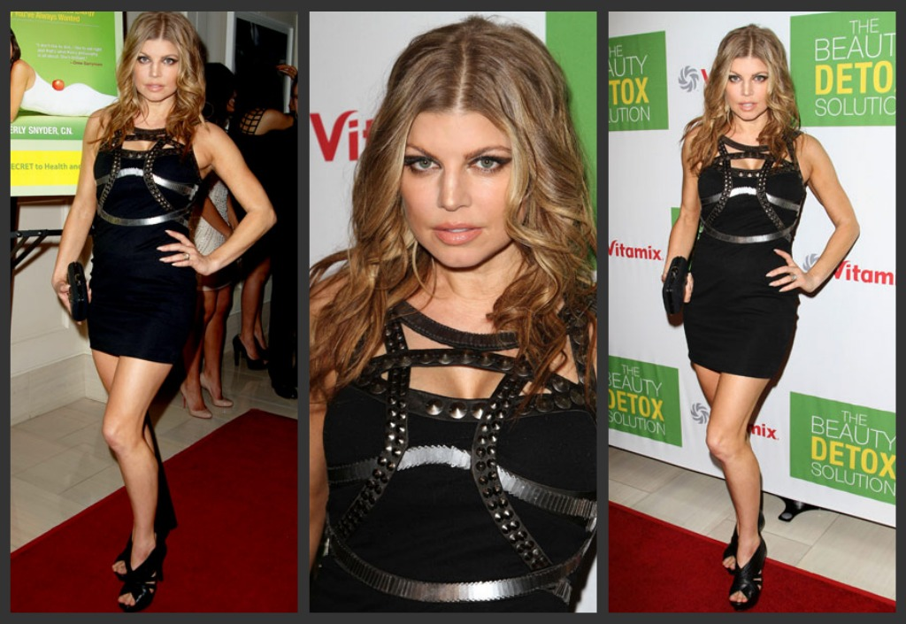 Fergie-LA-Beauty-Detox-Solution-Book-Launch