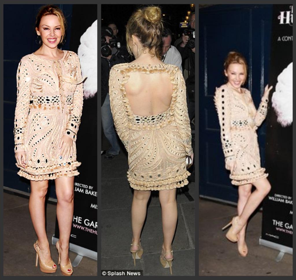 Celebrity fashion clothes