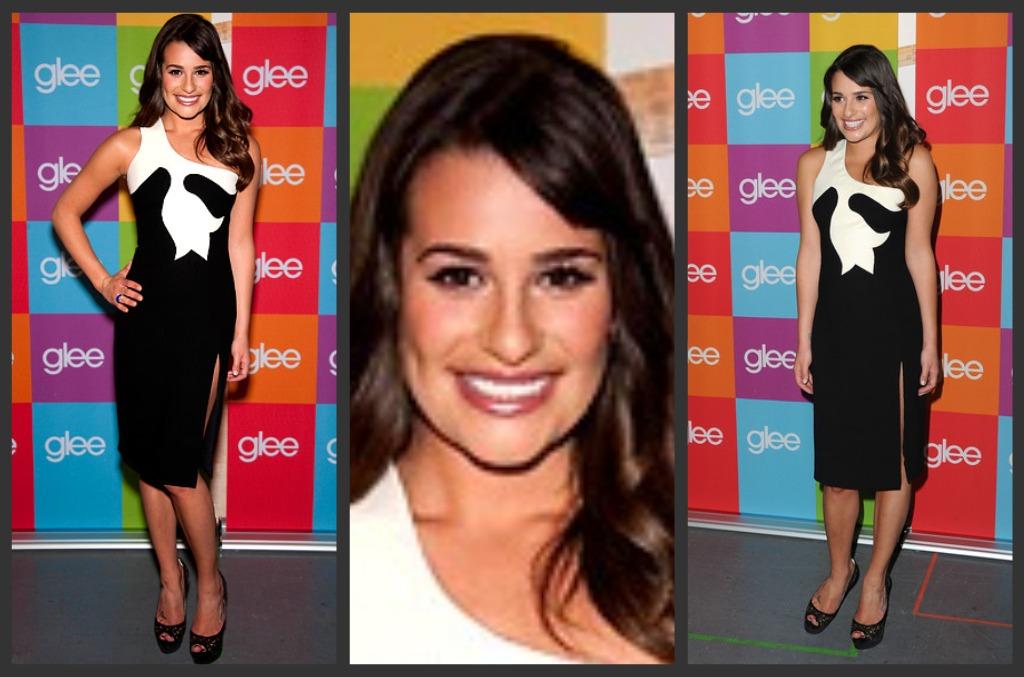 Daily Style Petite Celebrity Lea Michele Petite Fashion Petite Model Bella Petite