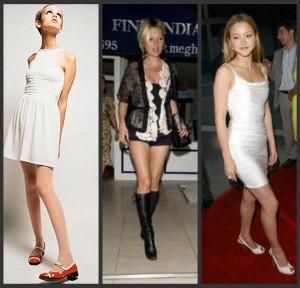 shortest runway models twiggy, kate moss, devon aoki petite size