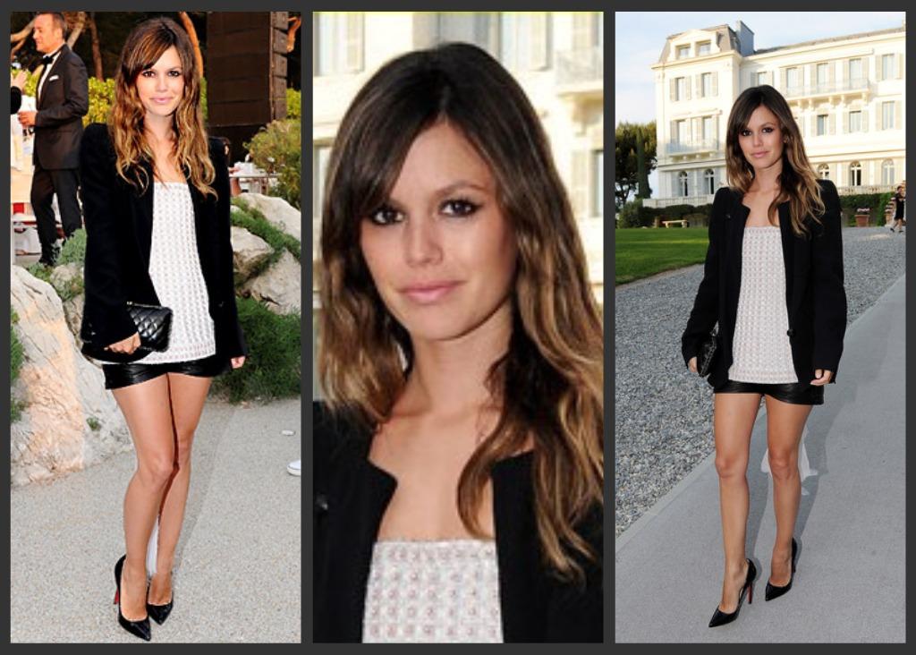 Daily Style Petite Celebrity Rachel Bilson Petite Model