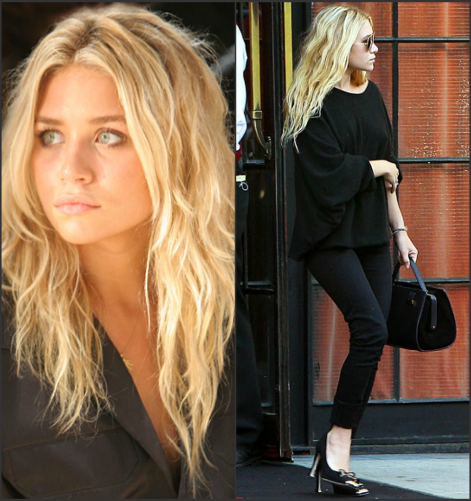 Daily Style Petite Celebrity Ashley Olsen Petite Fashion
