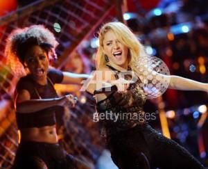 Shakira-Powerhouse Dionne-Latin-Grammys