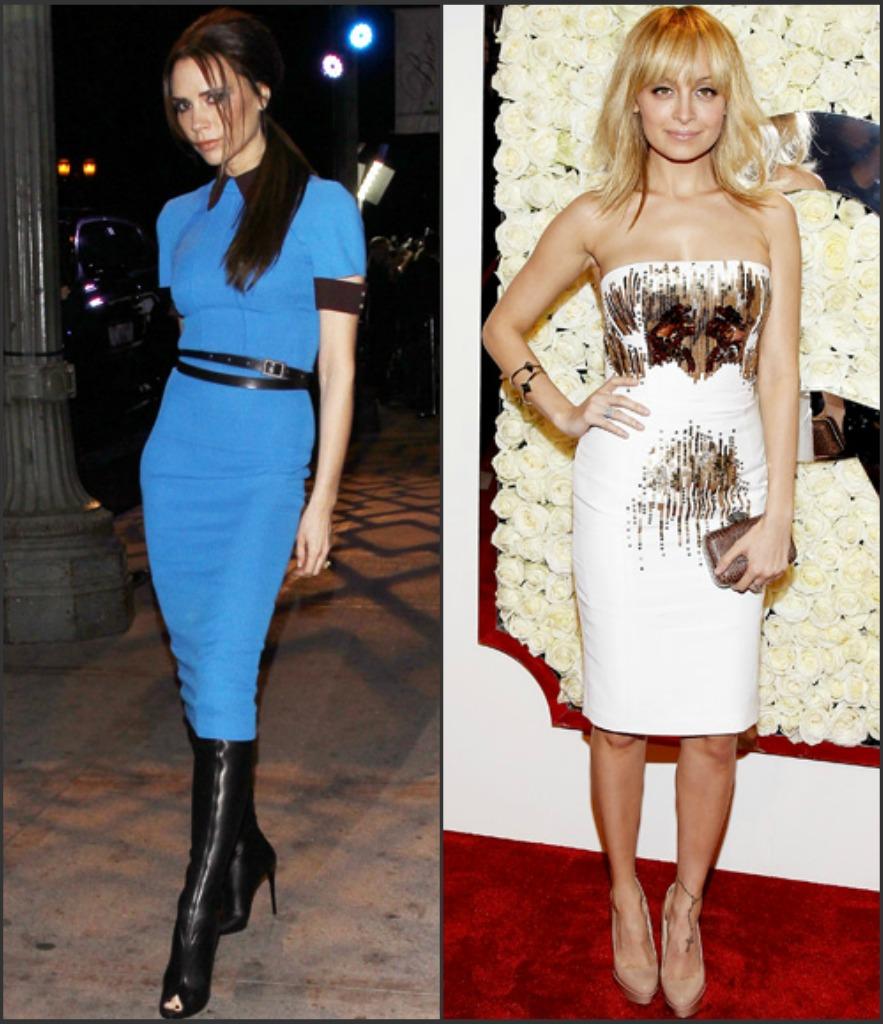 Victoria Beckham-Nicole Richie-Bella-Petite-Magazine