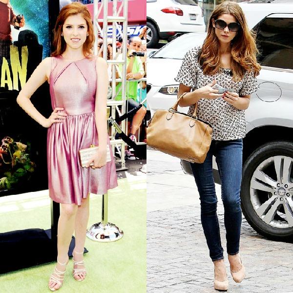 Petite Celebrity Fashion Style Anna Kendrick Ashley Greene Bella Petite
