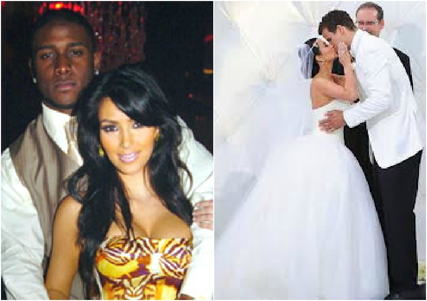 kim kardashian marriages
