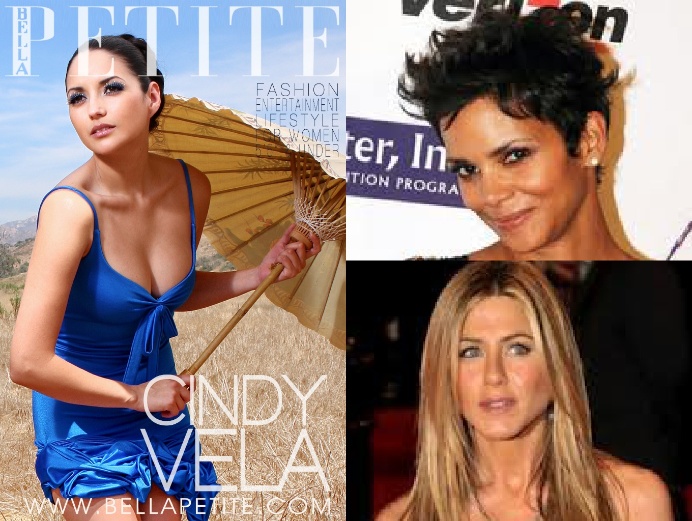 petite celebrity hairstyle trends: michelle williams, halle berry