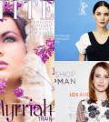 Rooney Mara-Emma Roberts-Bella Petite Magazine