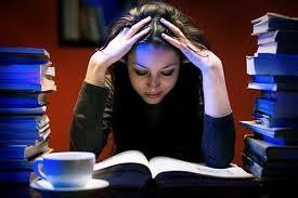 School Work Stress