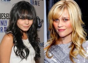 vanessa-hudgens-reese-witherspoon-hairstyles-bangs