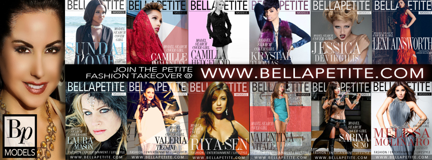 Ann Lauren selects 12 Cover Models for Bella Petite