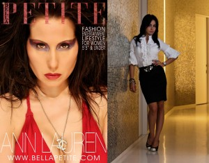 Vanessa Deleon-Bella Petite Magazine