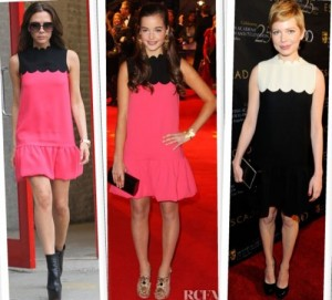 drop-waist-dress-petite-celebrities-michelle-williams-victoria-beckham-bella-petite