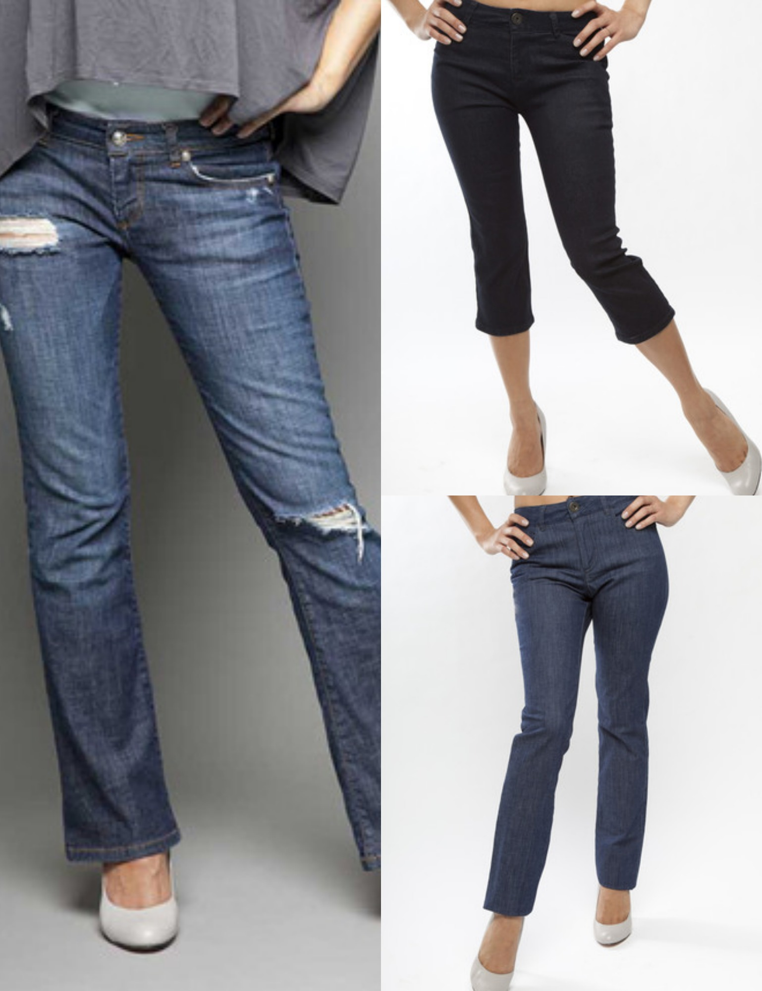 Wearable Fashion Trends With Denim For Petite Women - Bella Petite