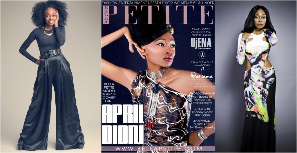 April Dion-Bella-Petite-Cover-Model