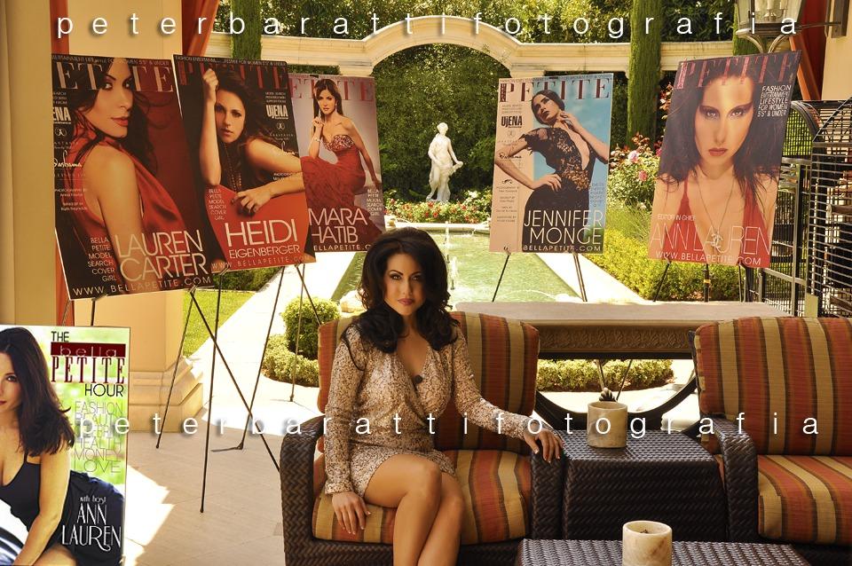 Ann Lauren-Fashion One Interview shot