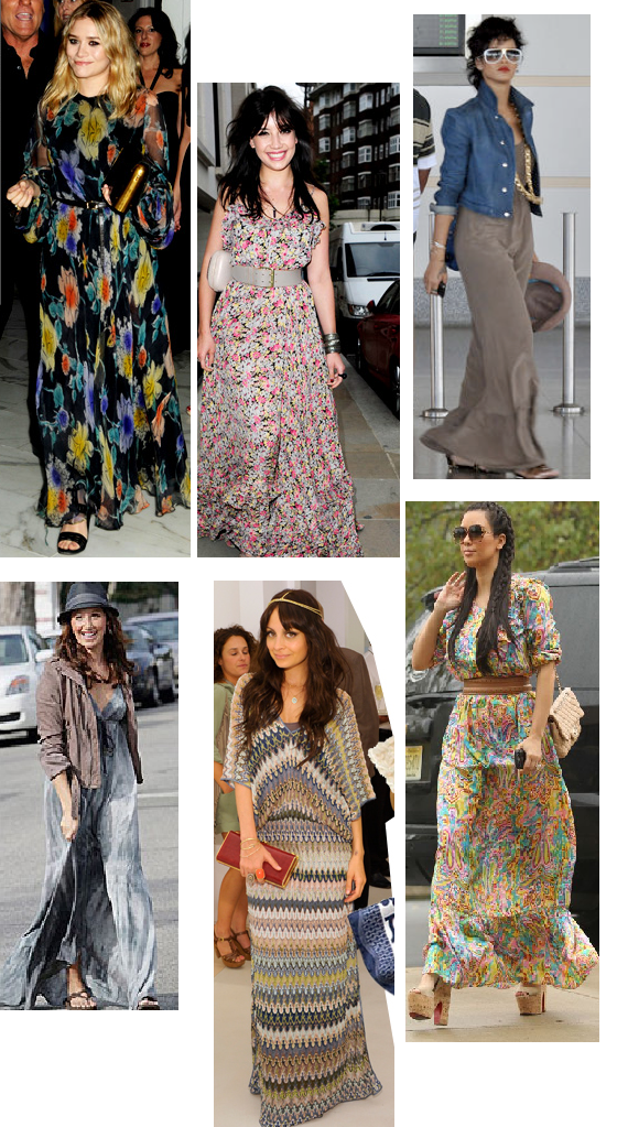Maxi-Dress-Do's and Dont's