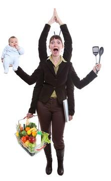 woman-juggling-household