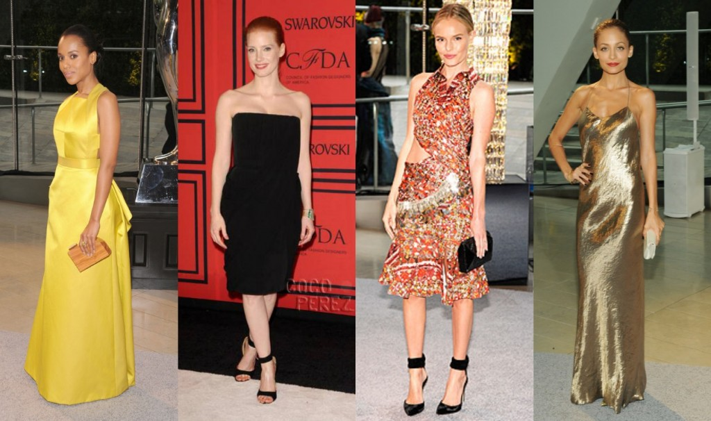CFDA-2013-Kerry-Washington-Jessica-Chastain-Kate-Boswroth-Nicole-Richie-petite-celebs