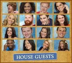 Big Brother season 15 Contestants