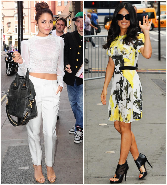 Fashion And Petite Celebrity Style Bella Petite