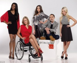 Models Of Diversity campaign promo