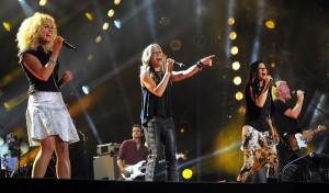 Sheryl Crow-CMA music festival